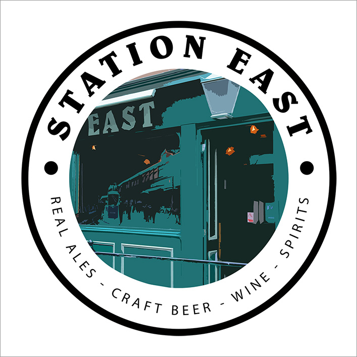 Station East Logo